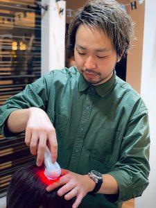 モンブラン 湊高台 山本マネージャー